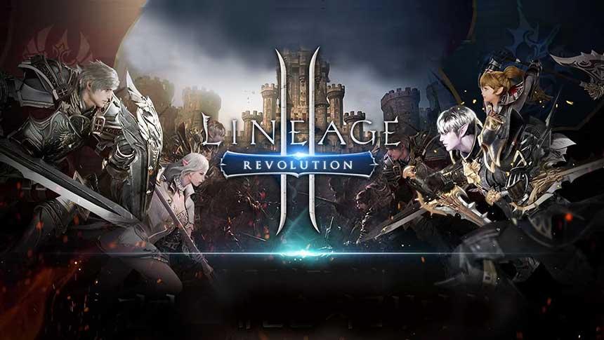 《天堂2:誓言》游戏CG宣传动画
