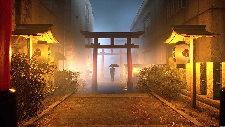 《幽灵线:东京》游戏宣传CG动画