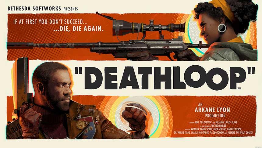 《死亡循环》游戏宣传CG动画