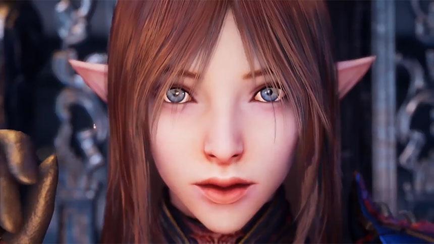 《天堂2 M》游戏CG动画