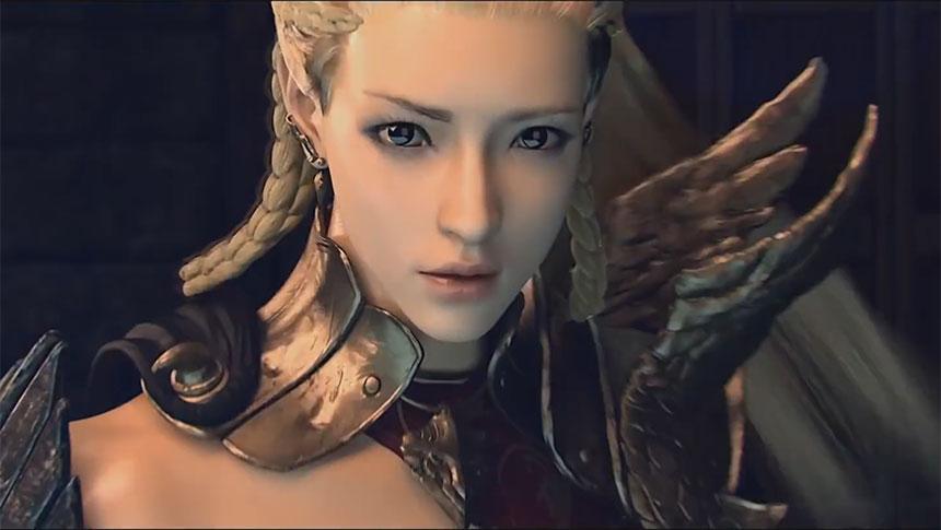 《暗黑复仇者3》游戏宣传CG动画
