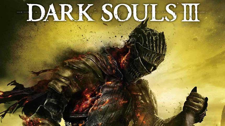 《黑暗之魂3》游戏开场CG动画